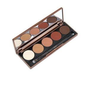 Dose of Colors - Baked Browns Palette